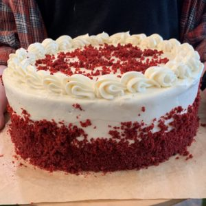 red velvet 2 layer